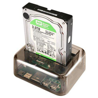 S8 Multifunction Hard Drive Base Dual Position