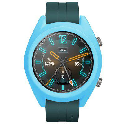 TAMISTER Silicone Colorful Soft Protective Shell for HUAWEI Watch GT / GT Active