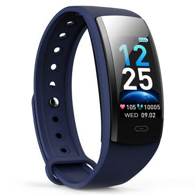 QS90 Plus Smart Wristband Fitness Tracker Watch IP67 Waterproof