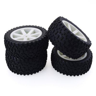 ZD Racing Y10421 1/10 Off-road Vehicle Tire 4pcs