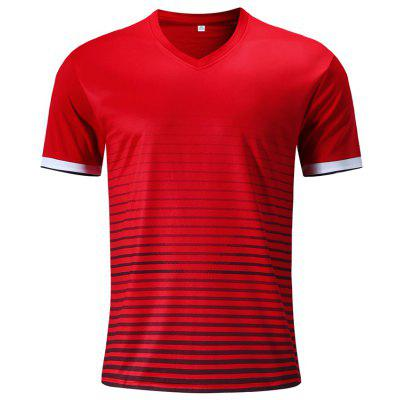 Men's Sports Loose Quick-drying T-shirt Breathable