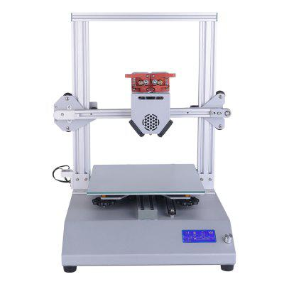 KOONOVO JH - 20X FDM 3D Printer Dual Color 2 in 1 out