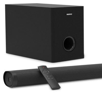 REMAX RTS - 10 Soundbar Bluetooth Home Theater con Subwoofer