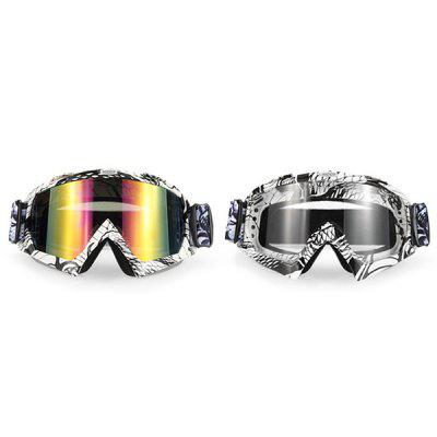 BSD0906 Motorcycle Goggles Outdoor Riding Glasses