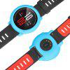 TAMISTER Soft Silicone Case para AMAZFIT Smart Watch - TRON AZUL