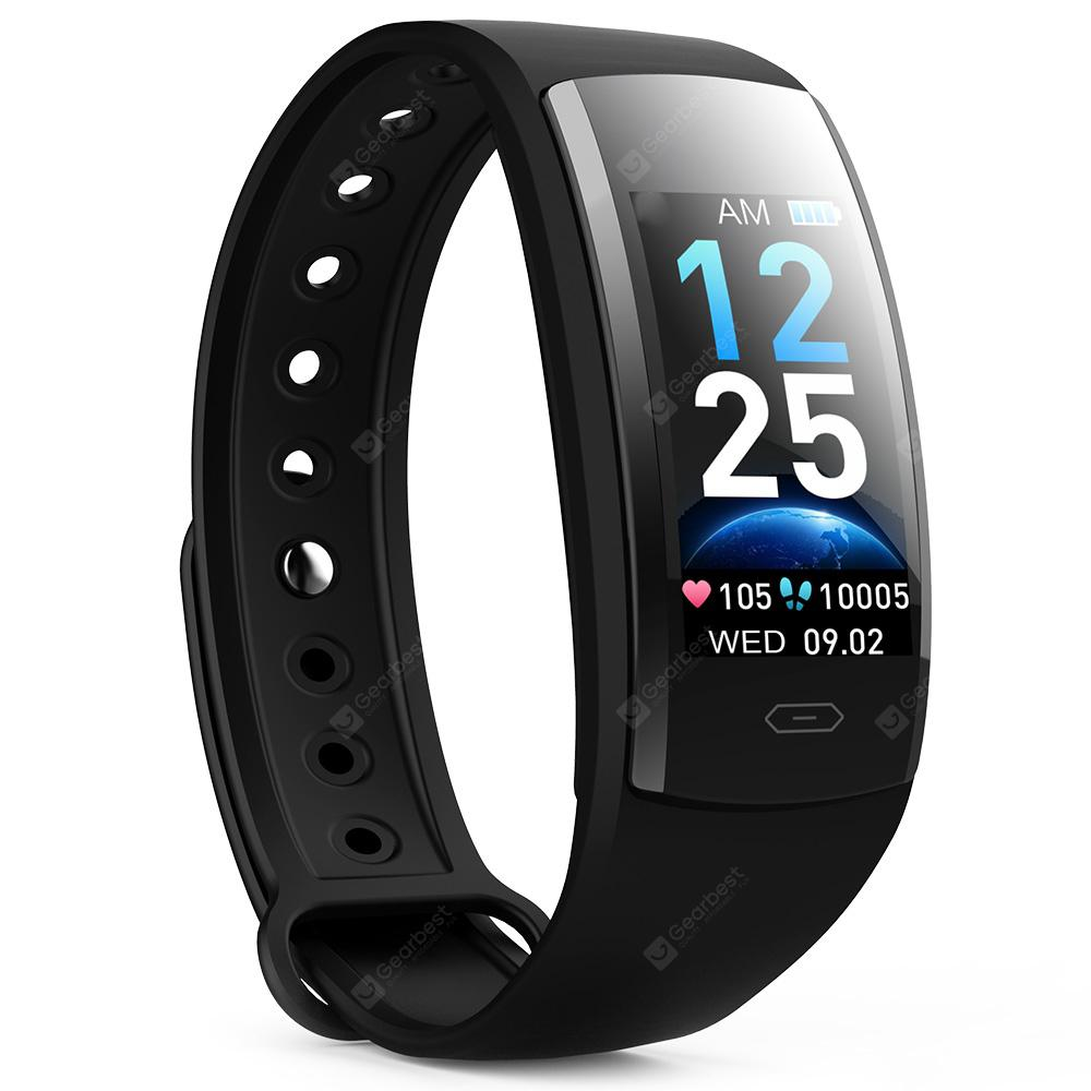 QS90 Plus Smart Wristband Fitness Tracker
