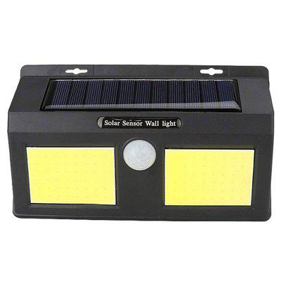 BRELONG Outdoor Solar Power Wall Light
