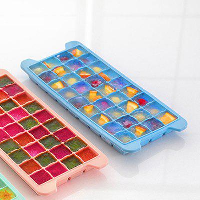 36 Grid Silicone Homemade Ice Cube Mold