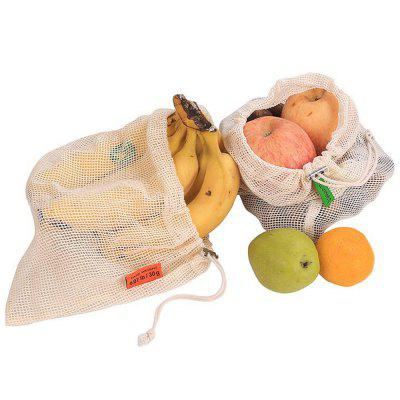 Reusable Household Fruit and Vegetable Storage Bag