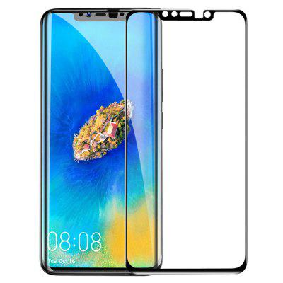 AMORUS Full Screen 3D Hot Curved Screen Protector for HUAWEI Mate 20 Pro / Mate 20 Lite / Y6 2018 / Enjoy 7S
