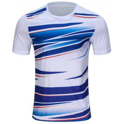 Men's Short-sleeved T-shirt Breathable Quick-drying
