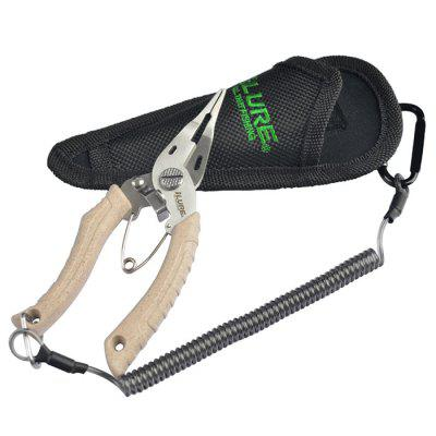 ilure Portable Wearable Lightweight Fishing Pliers