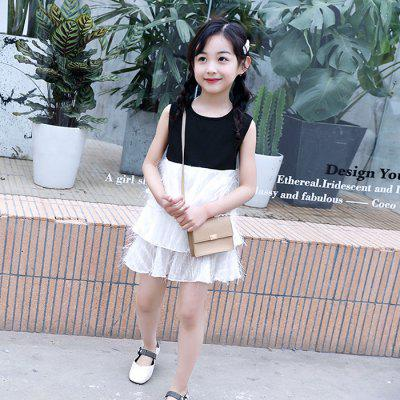 TTX326 Children Girl Princess Dress