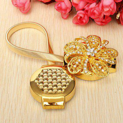 Magnetic Strap Punch-free Jewelry Curtain Buckle