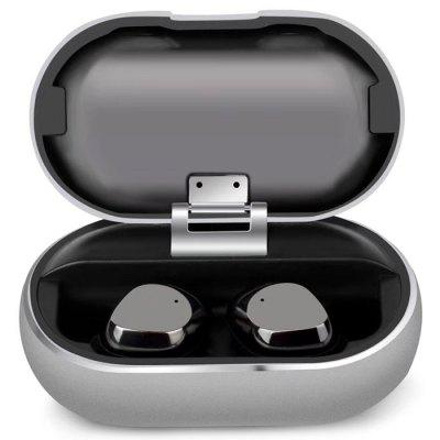 X26 Mini in-Ear Bluetooth 5.0 Earbud Waterproof Sports Metal Earphone