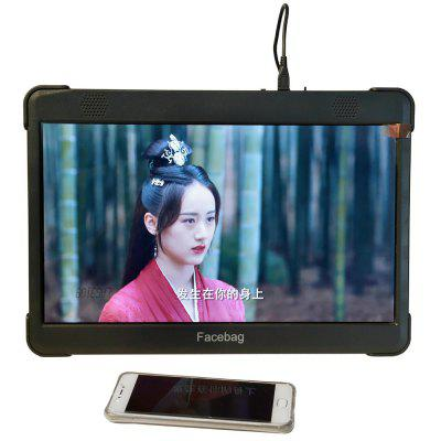 F18 14.1 inch Wireless Display Mirroring Dongle Multimedia Player