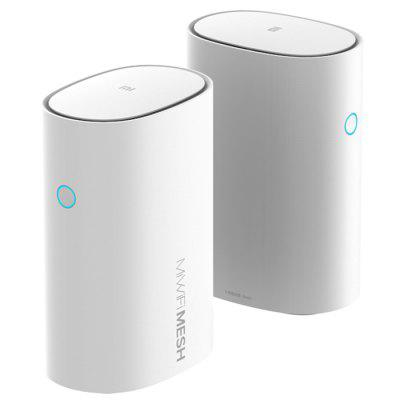 Xiaomi Mesh 2.4 + 5GHz WiFi Router Inteligente 2 PCS
