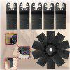 High Quality Saw Blade 34mm 20pcs - BLACK