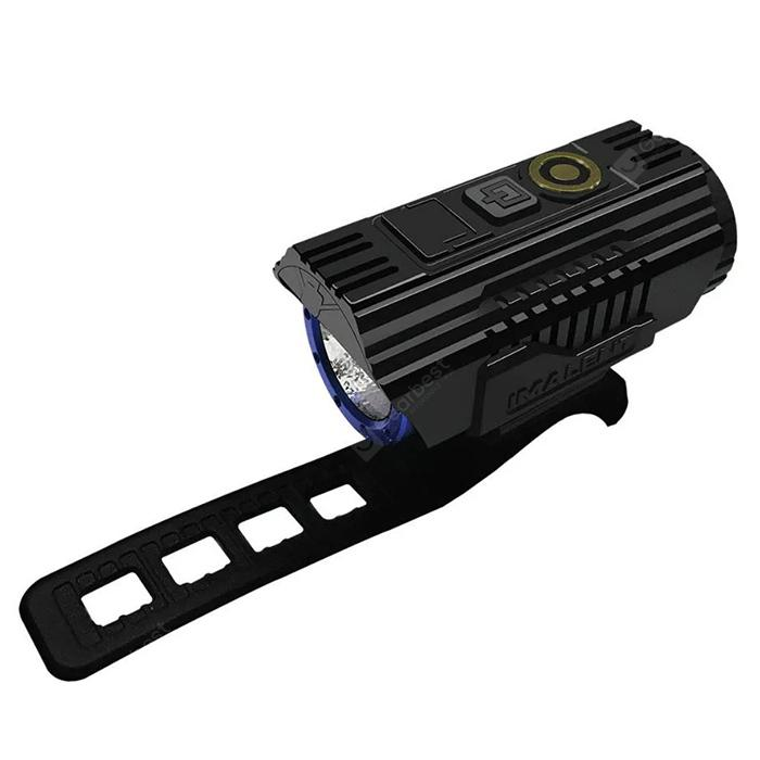 IMALENT BG10 Mini 2300lm XHP50 LED Bicycle Flashlight