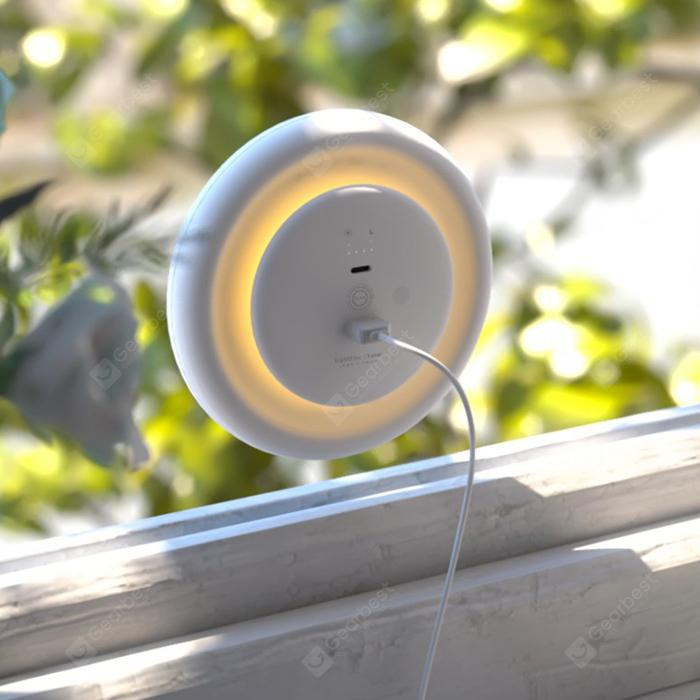 Allocacoc Multifunction Solar Power Night Light