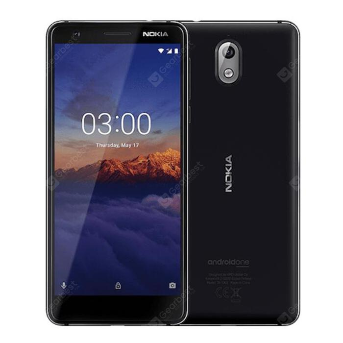 NOKIA 3.1 4G Smartphone Global Version