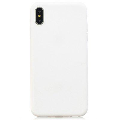TPU Candy Series Etui na telefon do iPhone XS Max