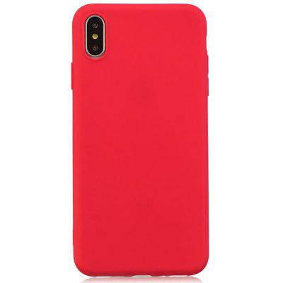 TPU Candy Series Phone Case for iPhone XS Max