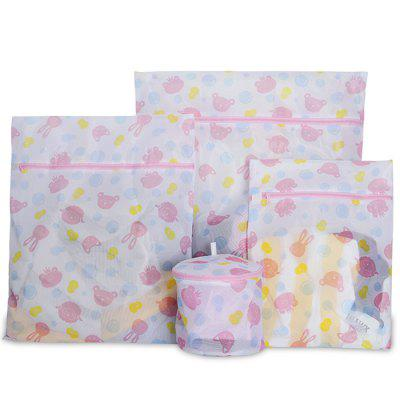 BUBM XYD - Y Household Laundry Storage Bag 5pcs