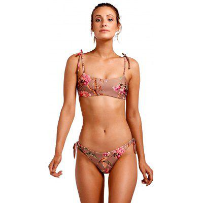 Women's Split Swimsuit Sexy Bikini