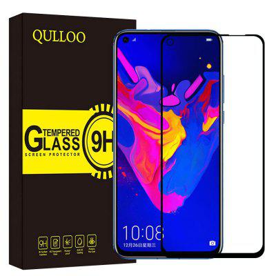 QULLOO 2.5D 9H Full Tempered Glass Protective Film for HUAWEI Honor View 20 2pcs