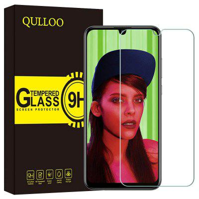 QULLOO 2.5D 9H Full Tempered Glass Screen Protector for HUAWEI Honor 10 Lite / HUAWEI P Smart+ 2019