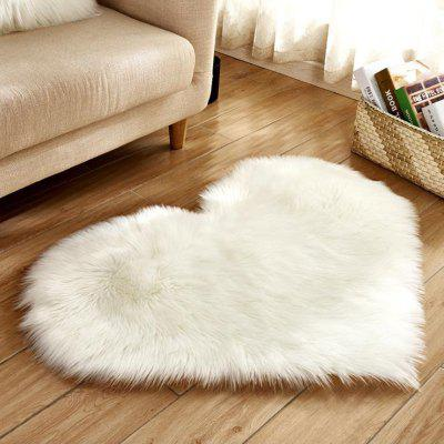 Bedroom Living Room Plush Love Carpet