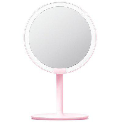 Mini portátil HD True Color Daylight Cosmetic Mirror Set