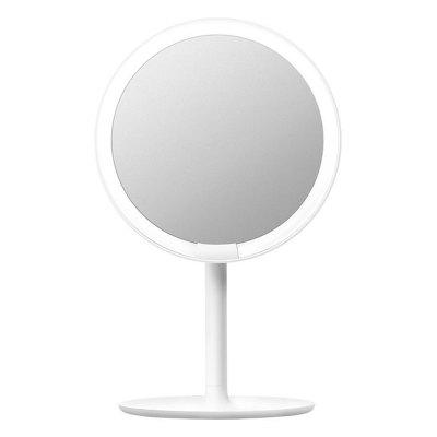 Mini 6.5 inch True Color LED Rechargeable Makeup Mirror