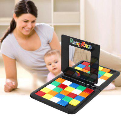 Magic 3D Puzzle Cube Board Game Education Toy for Kids