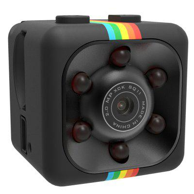 SQ11 Infravermelho Luz Night Vision Sports DV Camera