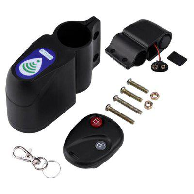 JEB116 Durable Bicycle Alarm Lock with Remote Control