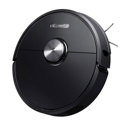 Gearbest roborock S6 LDS Scanning SLAM Algorithm Robot Vacuum Cleaner from Xiaomi youpin - Graphite Black EU Plug With Alexa Voice Control / 5200mAh Battery / 2000Pa Suction / Faster Quad Core CPU