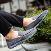 Men's Summer Fashion Breathable Casual Shoes Slip-on - GRAY
