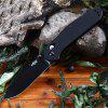 Ganzo FIREBIRD 7563 - BK Pocket Knife Black - FEKETE