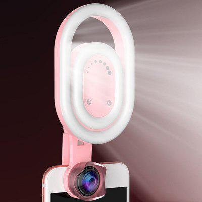 Mobiele Live Fill Light Soft Selfie Lamp
