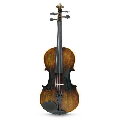 IRIN AV - 206 4/4 Solid Wood Matte Violin