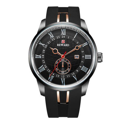 c2e48379c380 REWARD 63094 Men s Waterproof Quartz Watch