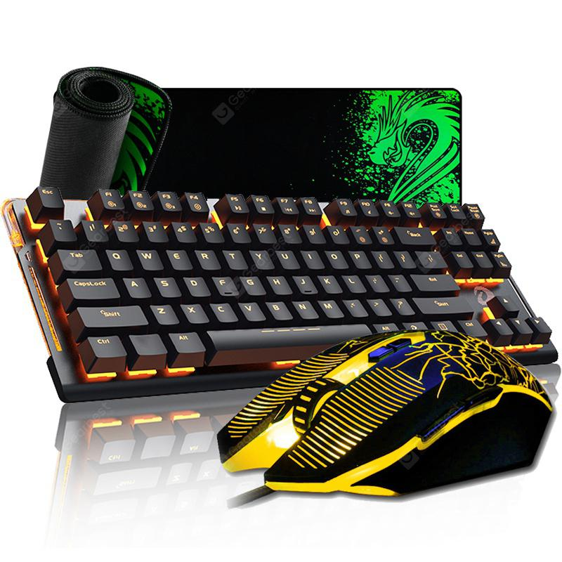 Dareu Alloy Mechanical Keyboard Mouse Se