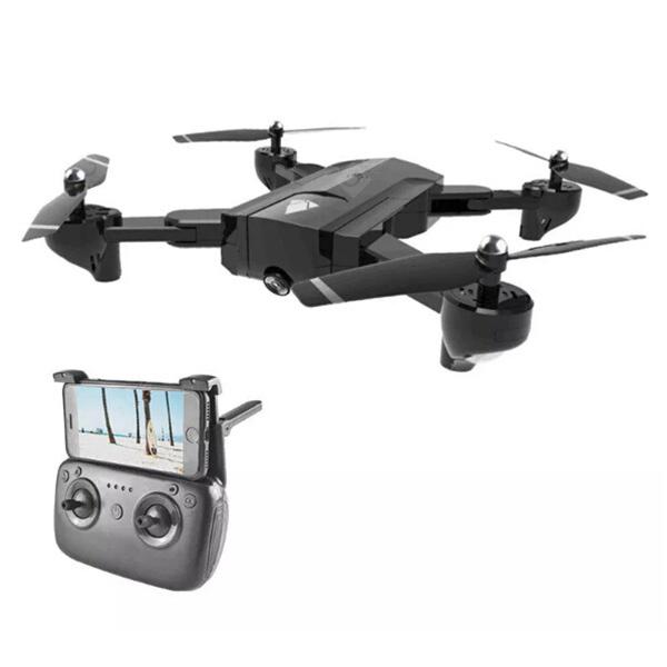 SG900 WiFi FPV Foldable Flow Positioning RC Drone - RTF