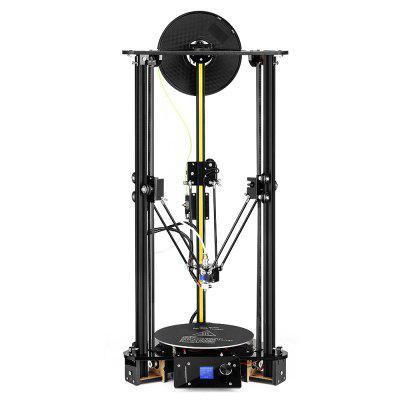 Alfawise Delta 3D Printer 180 x 180 x 320 mm z ekranem