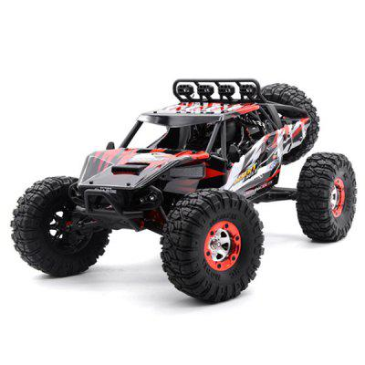 KW - 07 2.4G 4WD 1/12 High-speed Car