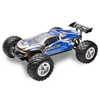 KW - 10 4WD Amfibia High Speed ​​RC Car RTR