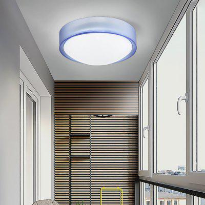 RHGD A5028 12W 220V LED Round Ceiling Light for Balcony Aisle