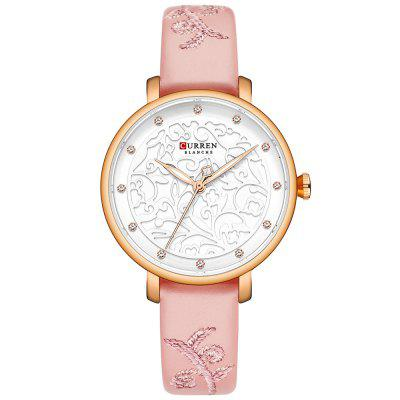 CURREN 9046 Ladies Quartz Watch Waterproof